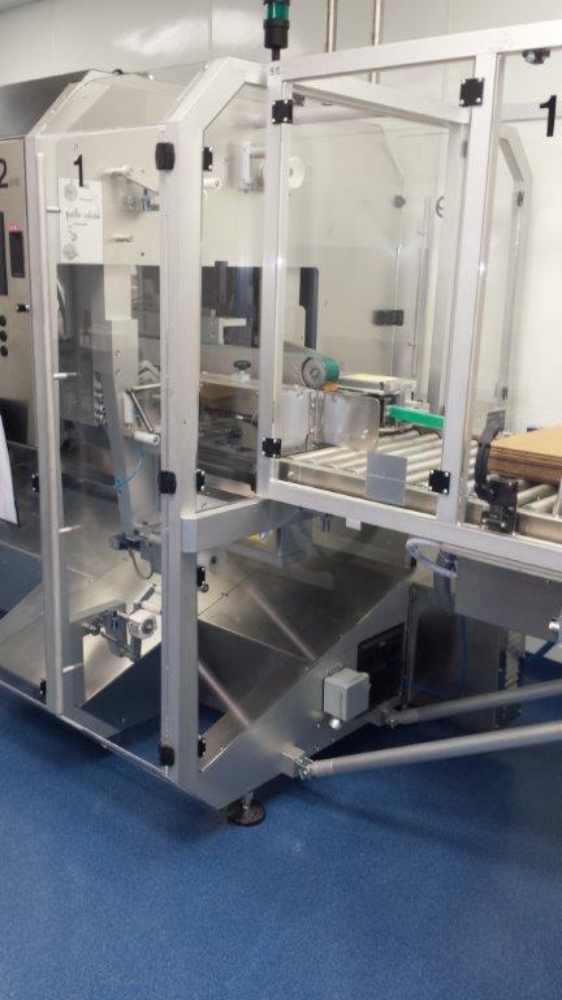 Pester Pac PEWO form UVP 2 Case Packer