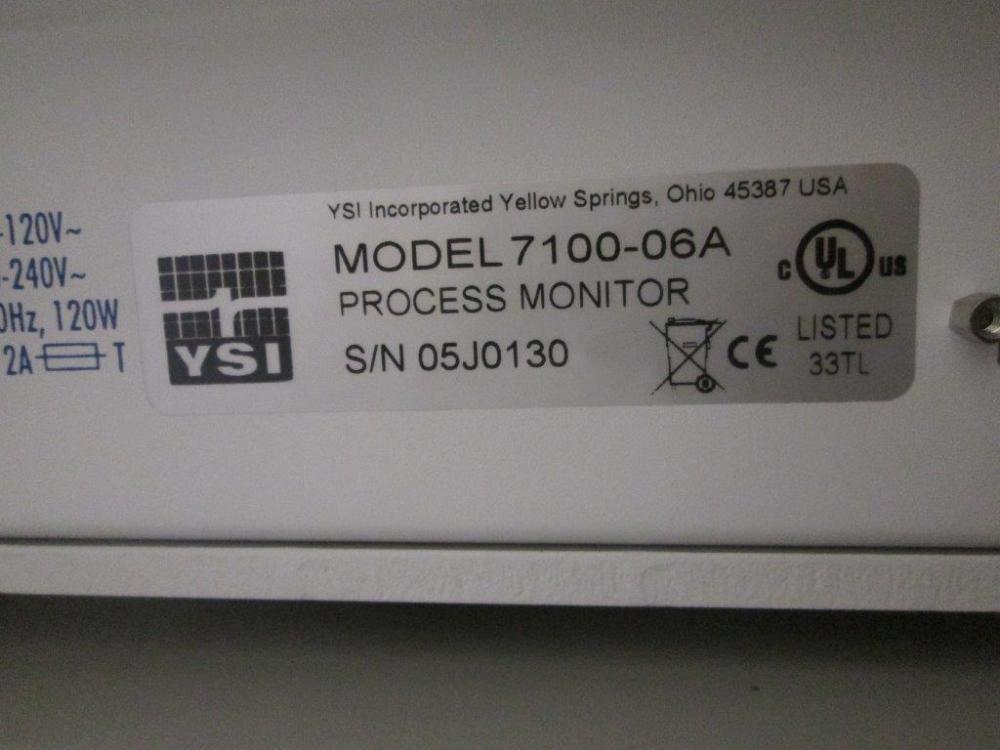YSI 7100 MBS Multi Channel Biochemistry Analyzer