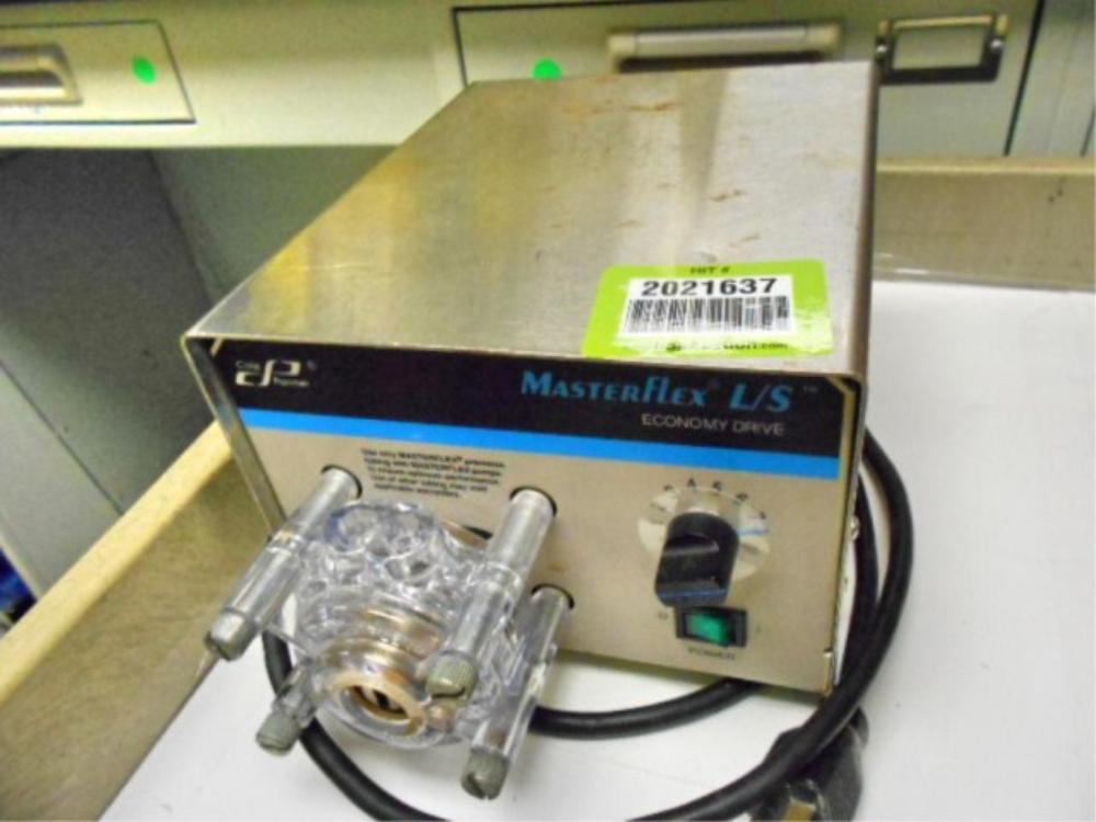 Cole-Parmer 7554-90 Peristaltic Pump