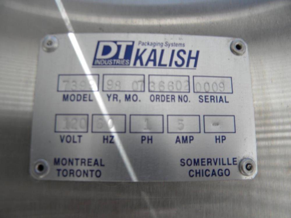Kalish Kalisort Bottle Unscrambler, Model 7399