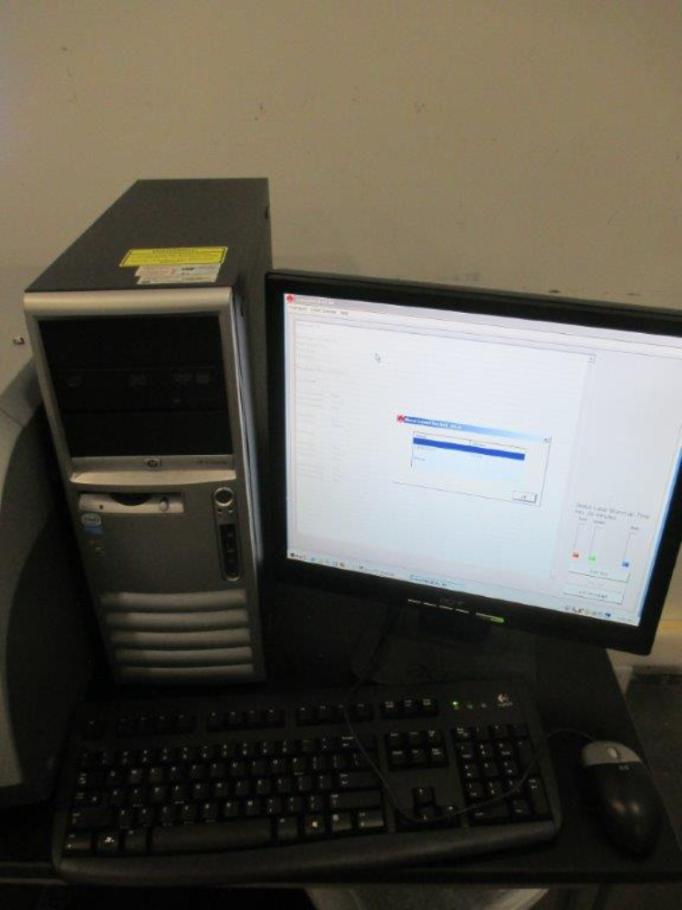 Tecan  LS Reloaded Microarray Scanner