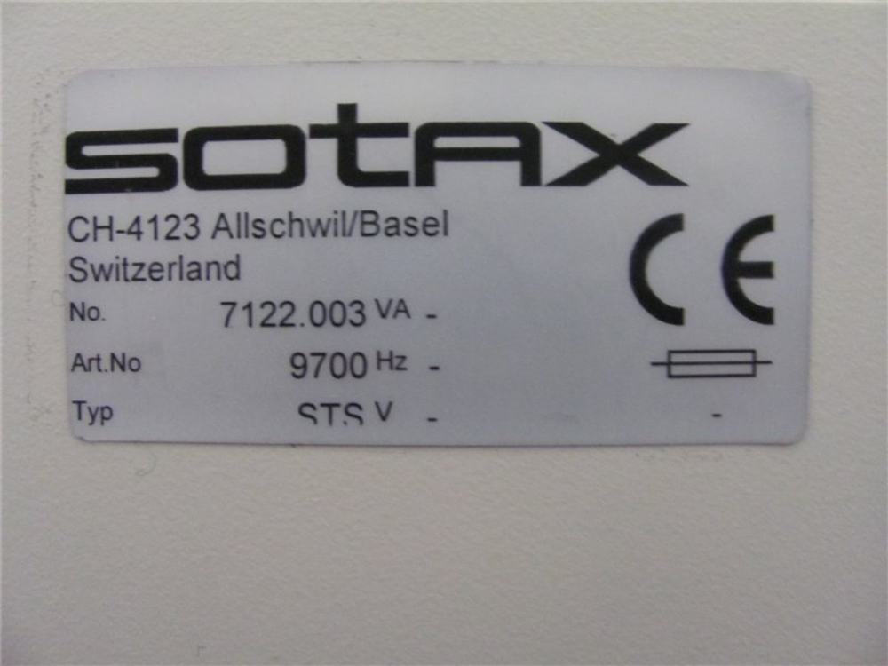 Sotax Content Uniformity Testing (CTS) System
