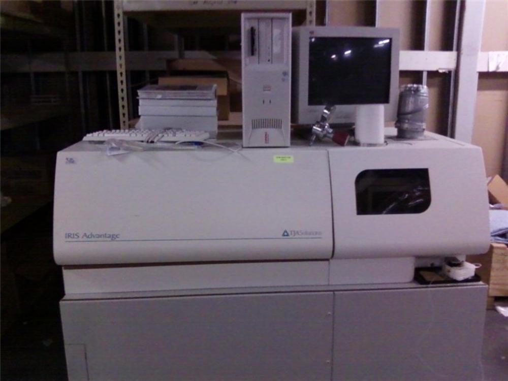 Advantage EWR DuolCAP Spectrometer