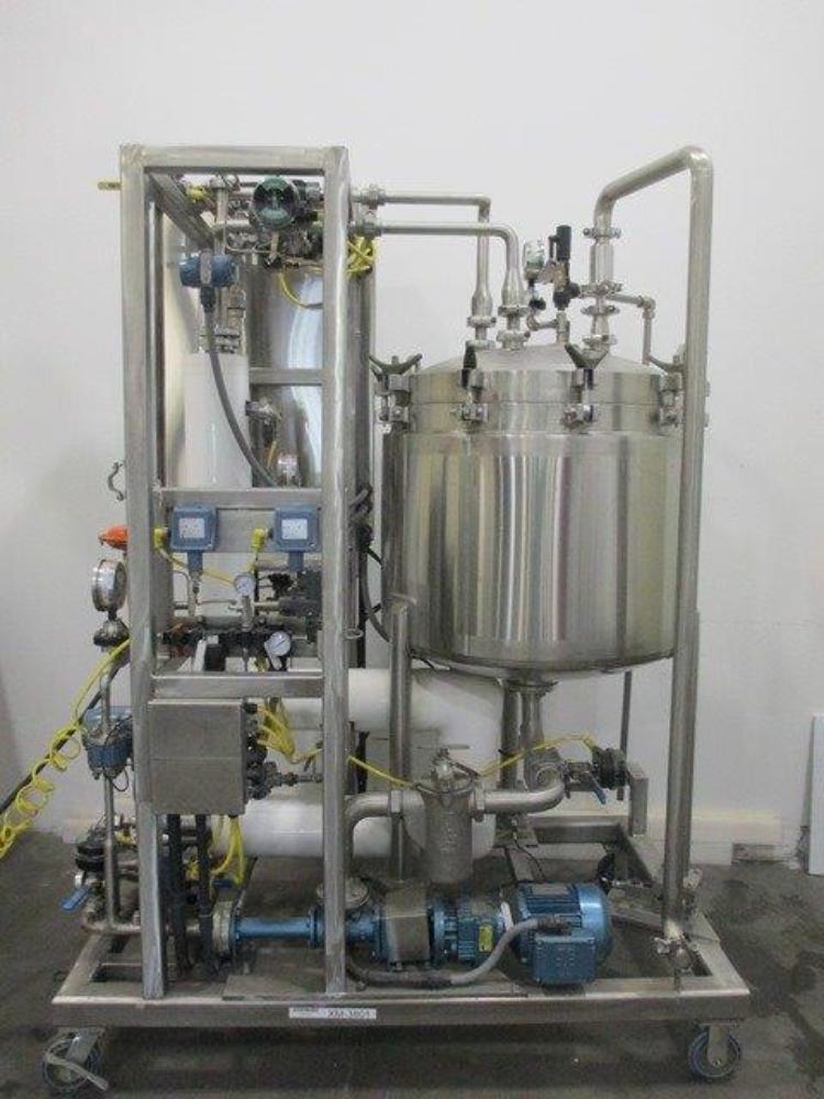 ATTEC Biowaste skid