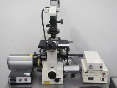 Nikon Eclipse TE300 Confocal Microscope System