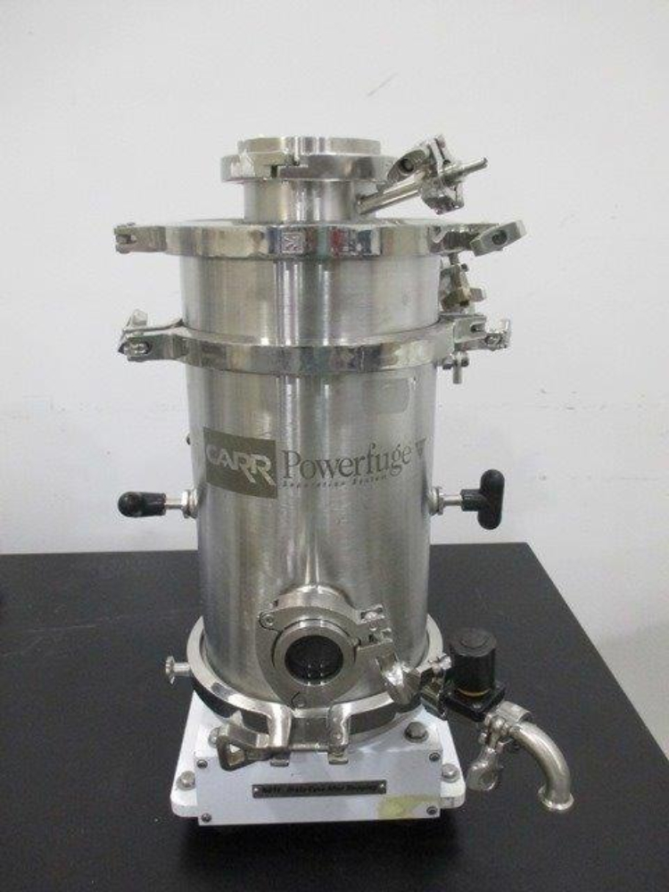Carr 6MP Powerfuge Pilot Centrifuge