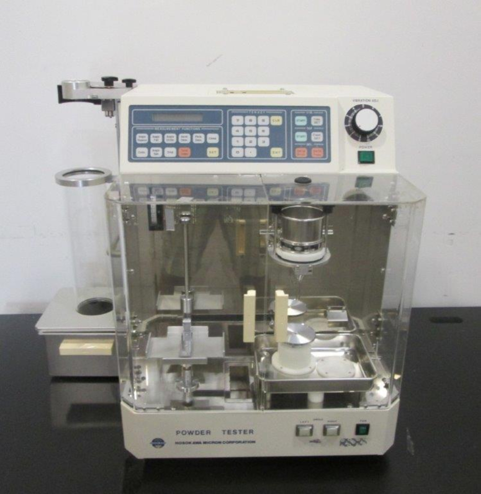 Hosokawa Micron PT-9 Powder Tester