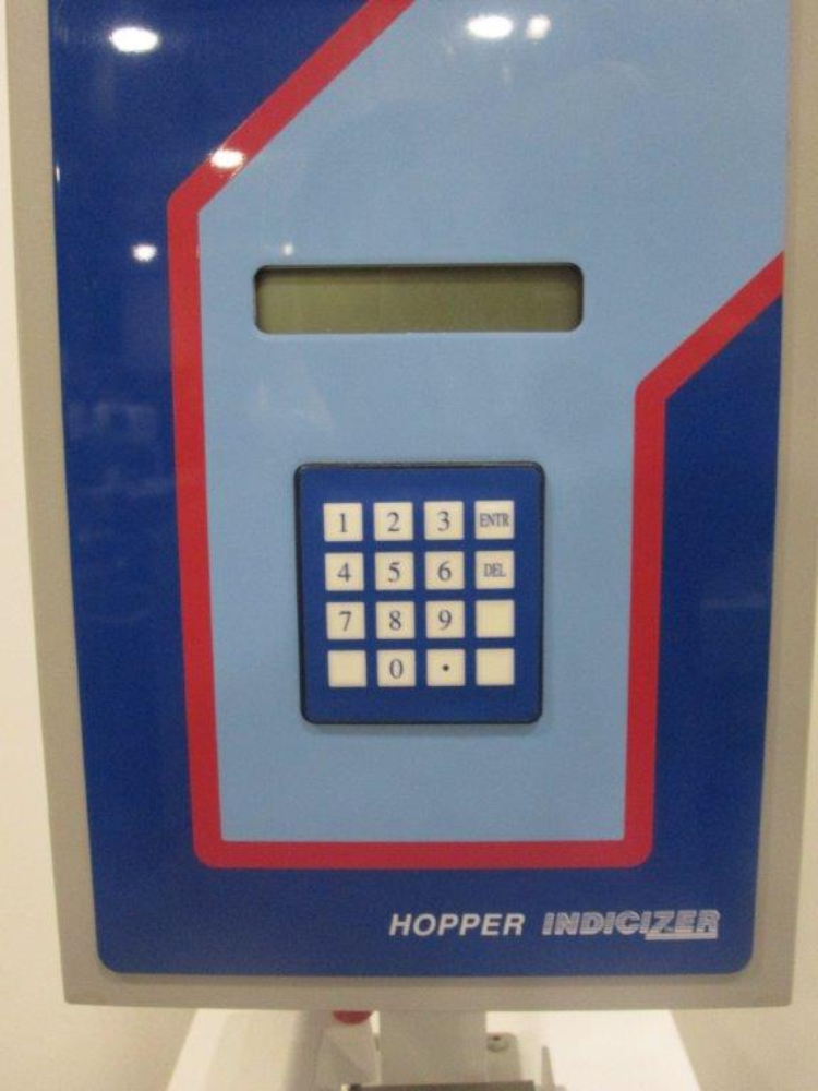 Johanson Hopper Indicizer System