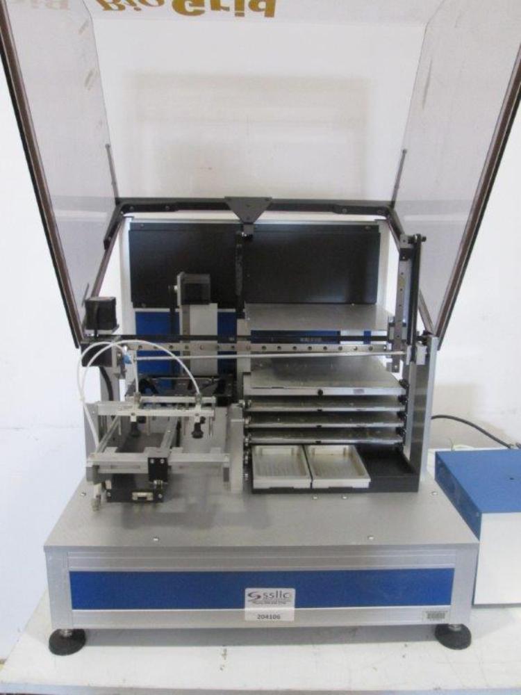 BioRobotics Biogrid BG600 MicroArrayer Robot