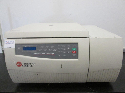 Beckman Coulter Allegra X-15R Refrigerated Centrifuge