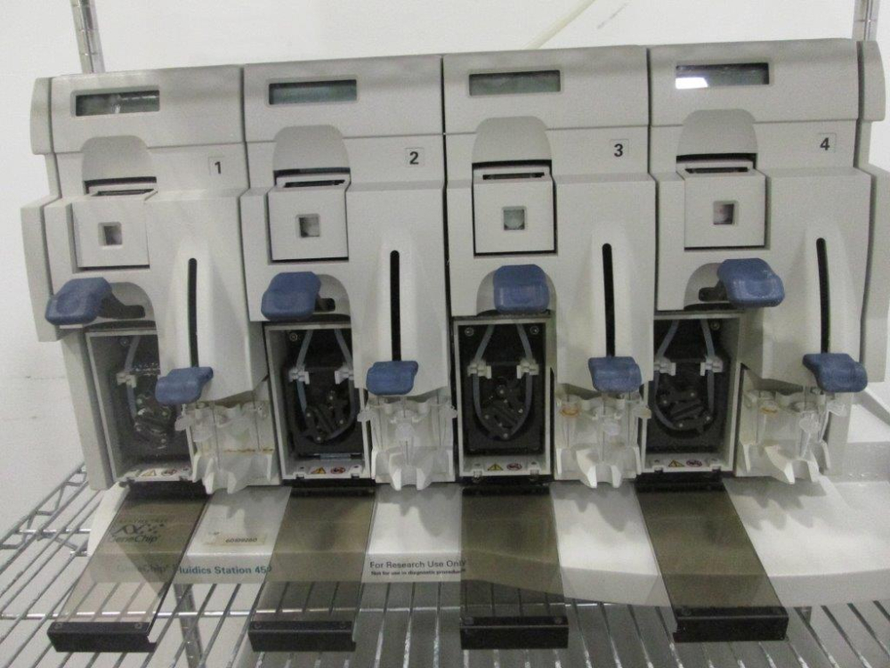 Affymetrix Gene Chips Fluidics Station 450