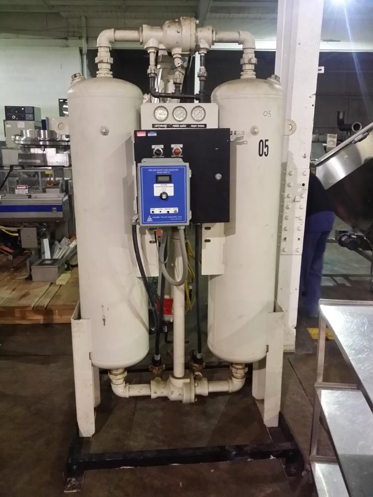 Ingersoll Rand Compress Air Dryer