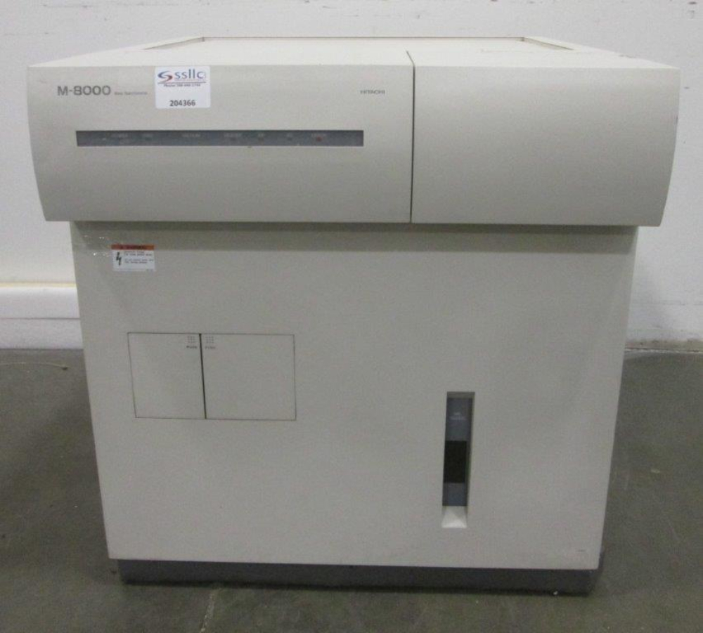 Hitachi M-8000 Mass Spectrometer
