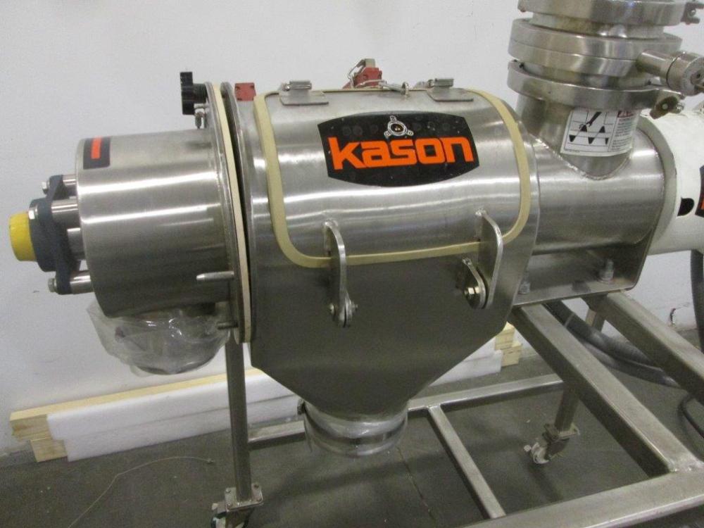 Kason GO-SS Centri-Sifter