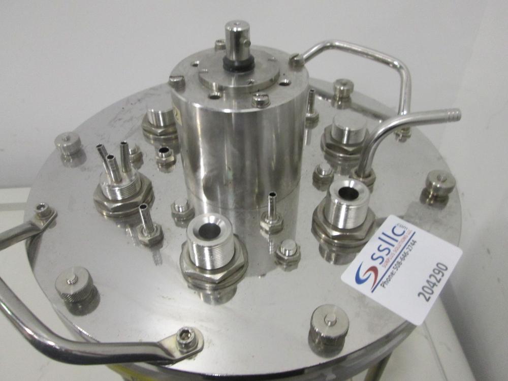 Applikon 15L Autoclavable Bioreactor Vessels
