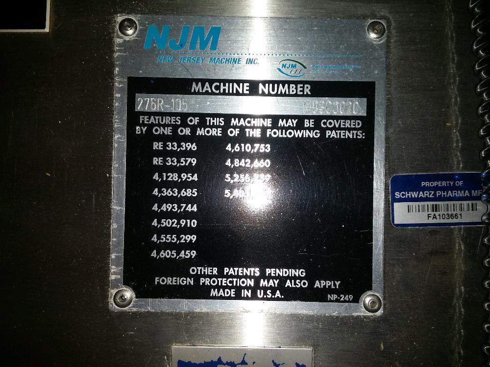 NJM/ CLI 276 Outserter