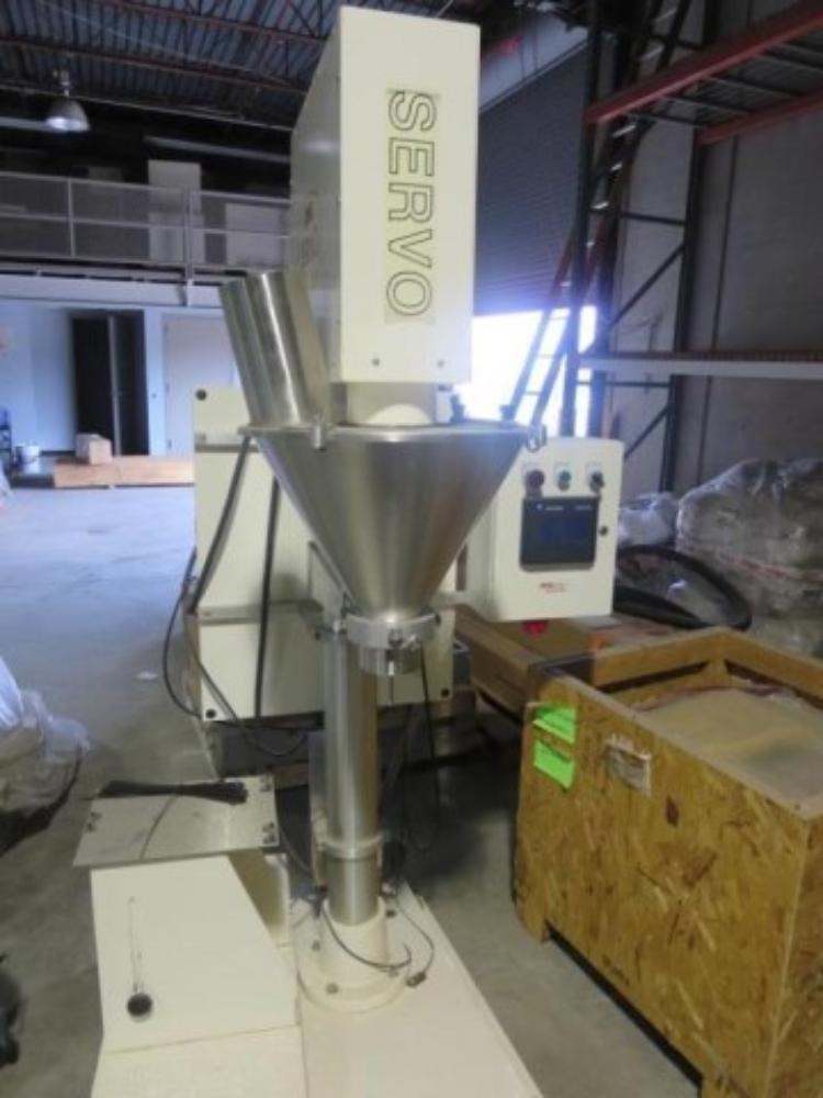 AMS Powder Filling System