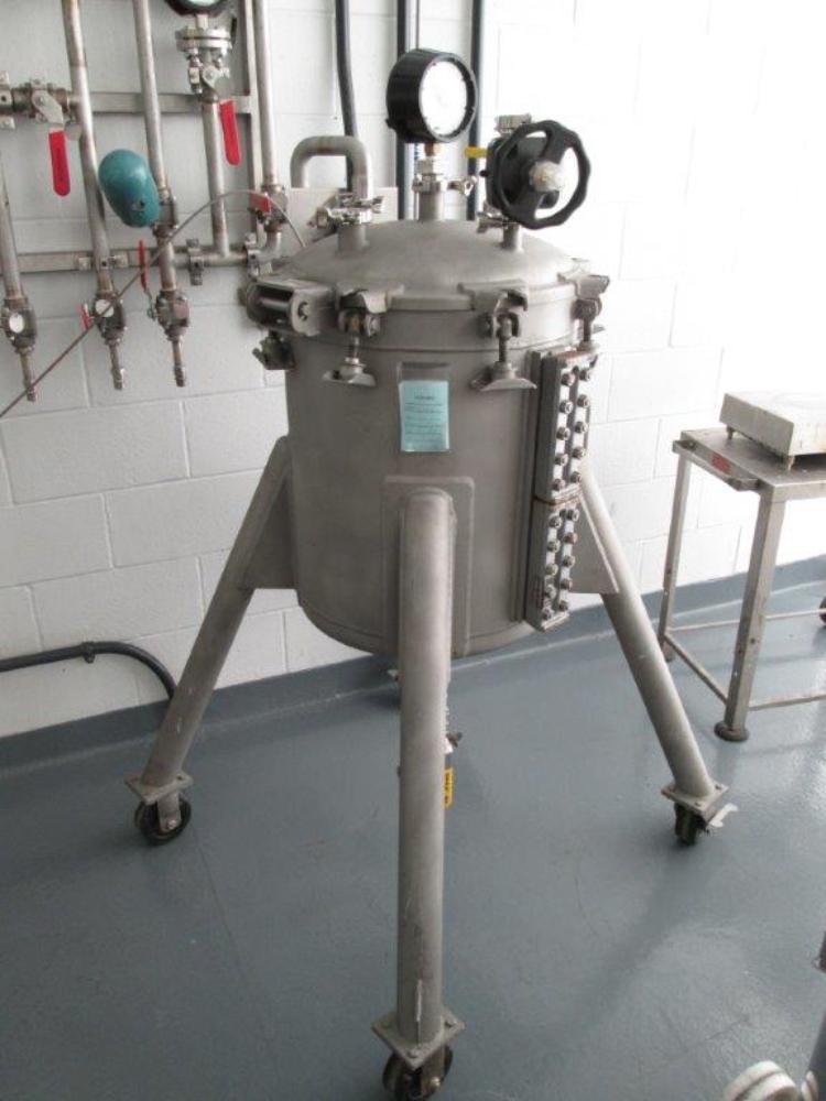 Sparkler Vertical Filter Vessel