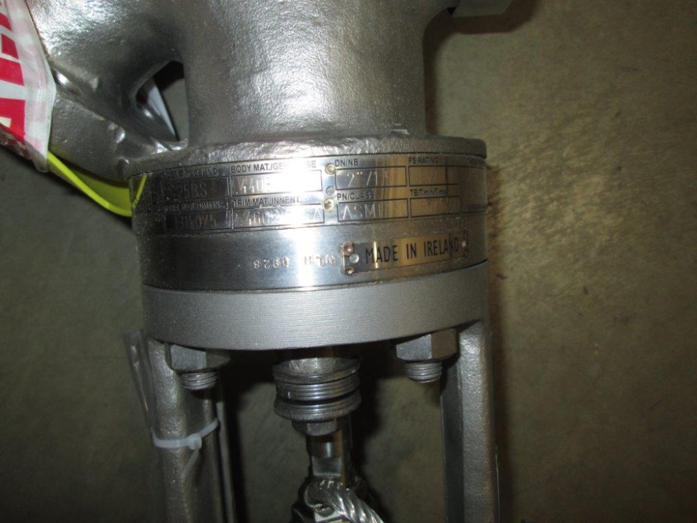 SchuF 25BS Disc Bottom Outlet Valve