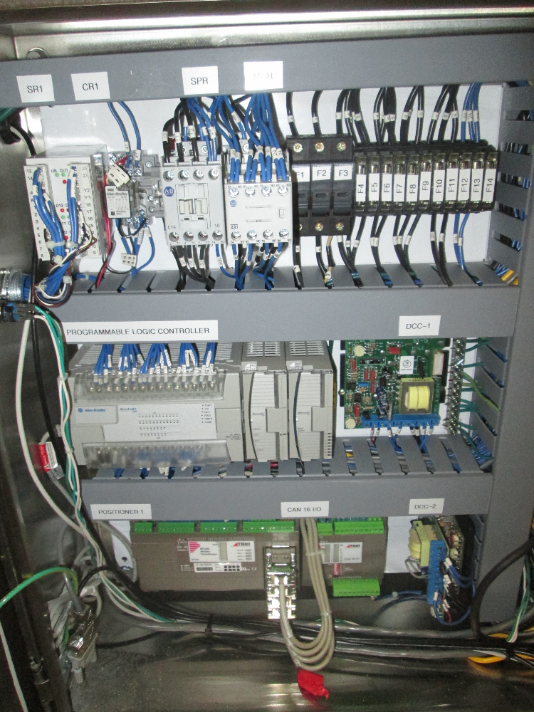 Filamatic MNB-2000-Mini Monoblock Fill Finish Packing Station