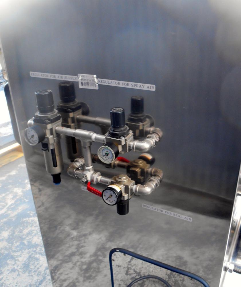 Powrex FM-VG-25 Hi-Shear Granulator