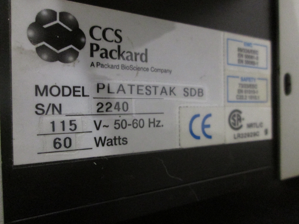 CSS Packard Plate Stack