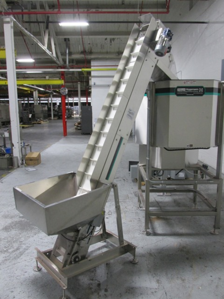 Hoppmann Centrifugal Bowl Feeder