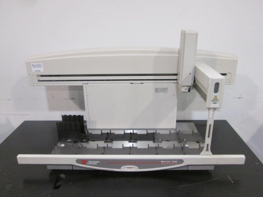 Beckman Coulter Biomek 3000 Automated Workstation
