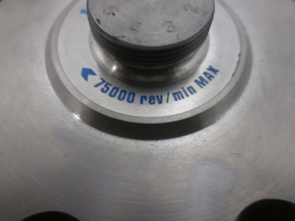 Sorvall T-875 UltraCentrifuge Rotor