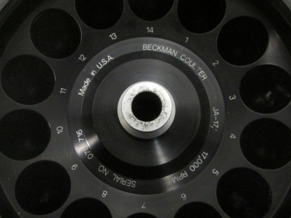 Beckman JA-17 Rotor