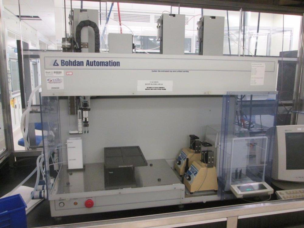 Bohdan Automation ARS-900 Liquid Handling System