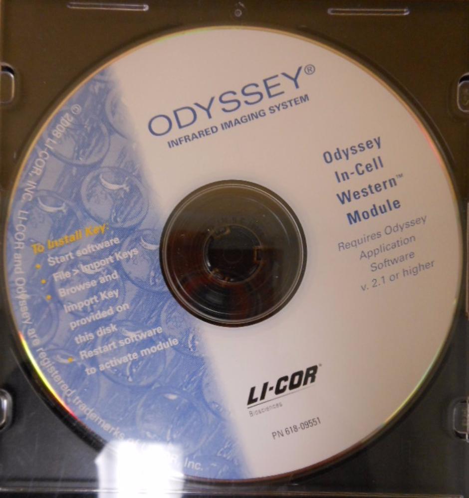 Li-Cor Odyssey Fluorescent Imager