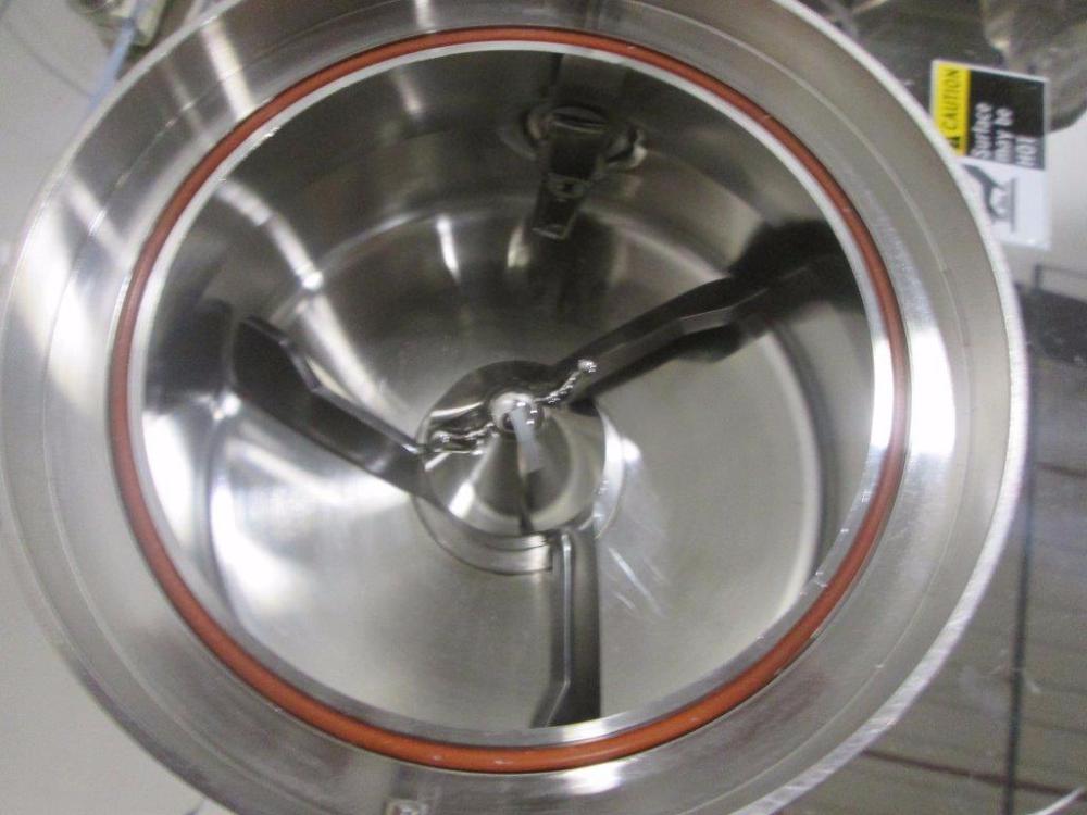 Fluid Air Pharmx PX1 Mixer Granulator