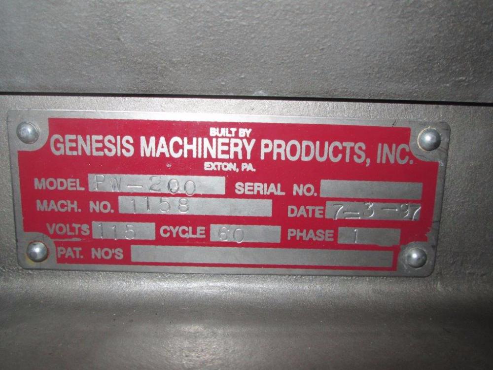 Genesis PW-200 Westcapper