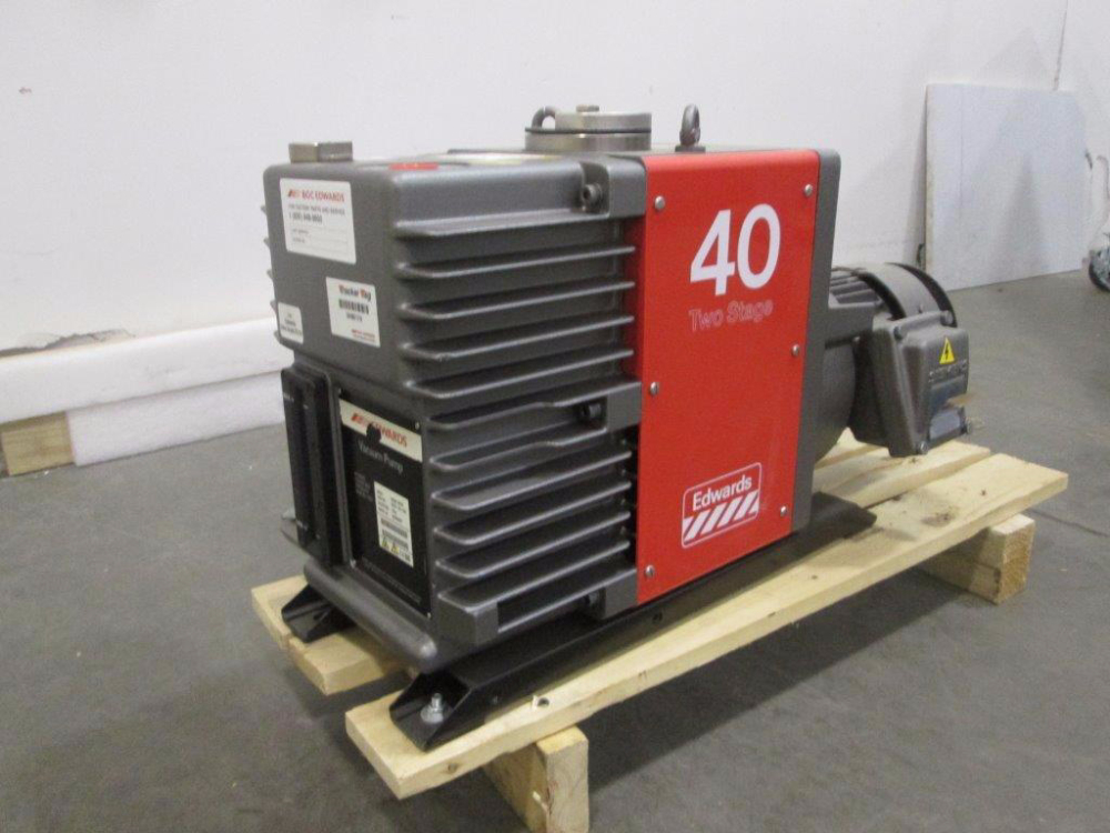 Edwards 2-Stage Vacuum Pump