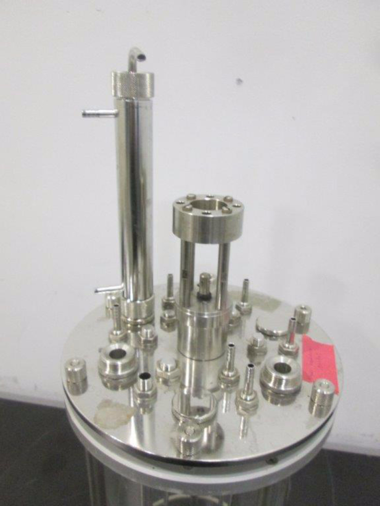 Applikon 7L Glass Bioreactor Vessel