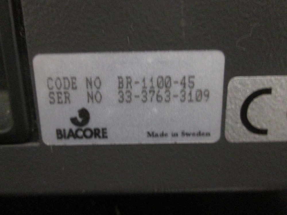 GE Biacore 3000 Surface Plasmons SPR Analyzer