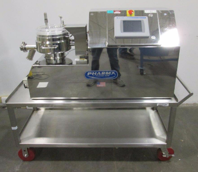 Fluid Air PharmX High Shear Granulator