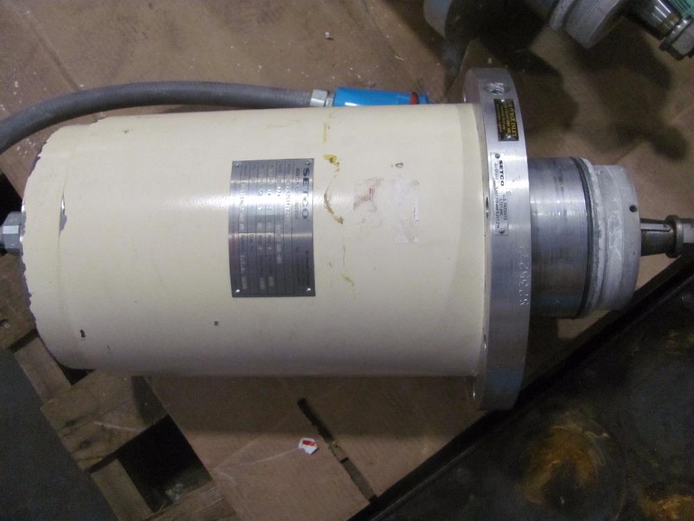 Setco 6105 Vertical Motorized Spindle
