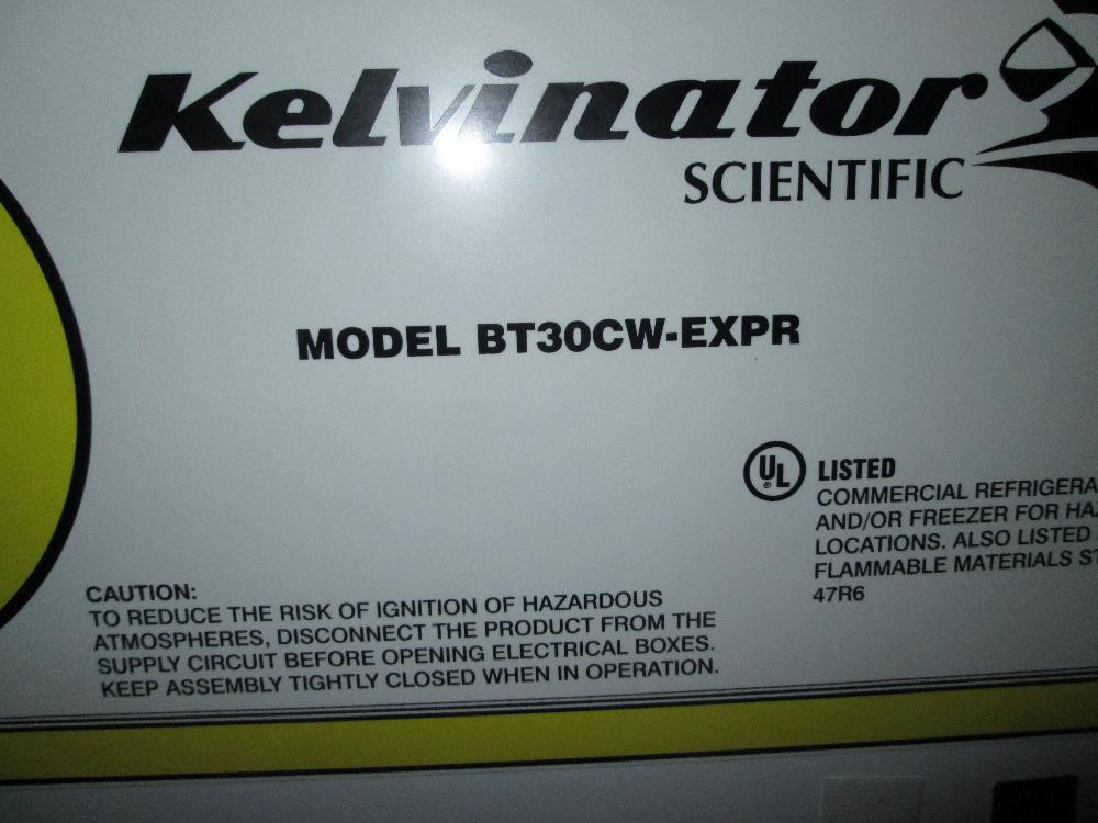 Kelvinator BT30CW-EXPR Refrigerator