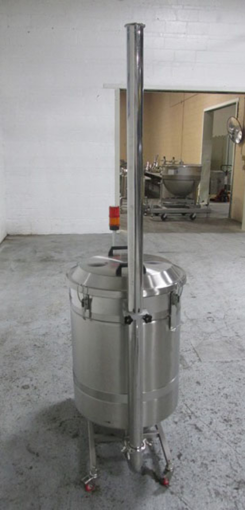Nilfisk 9505 Capsule Conveyor System