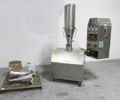 Glatt GPCG1 Fluid Bed Dryer