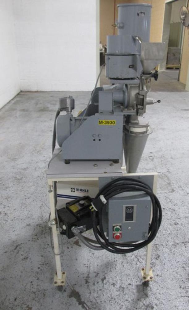 Hosokawa Alpine 100UPZ Pin Mill