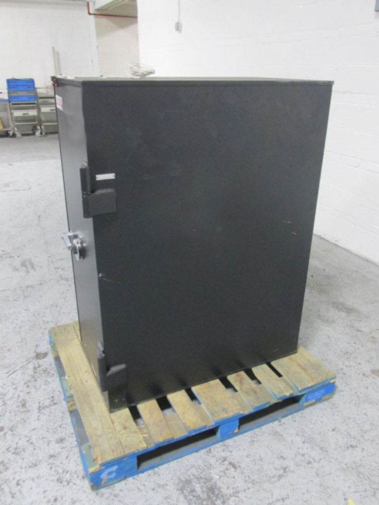 Steel Safe with Combination Lock