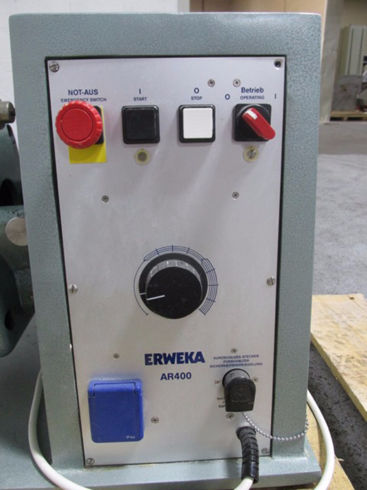 Erweka AR 400 All Purpose System