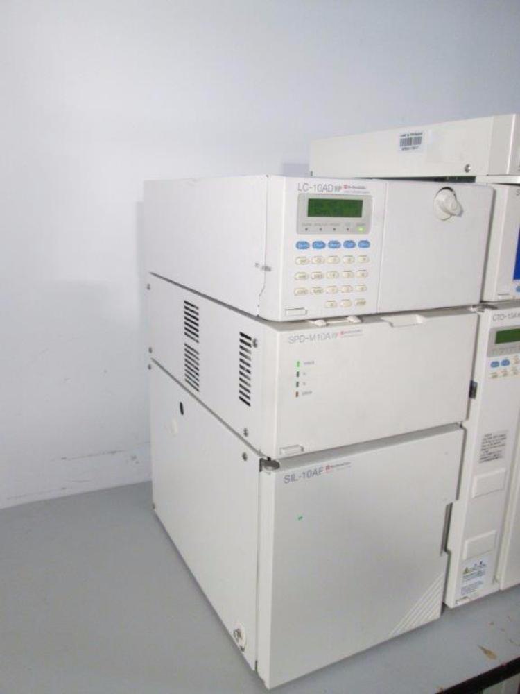 Shimadzu DAD HPLC System