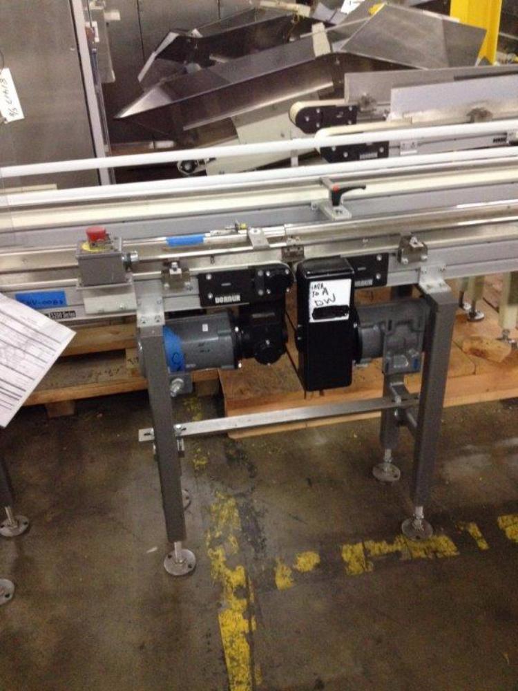 Dorner 3200 Series Aluminum-Frame Belt Conveyors