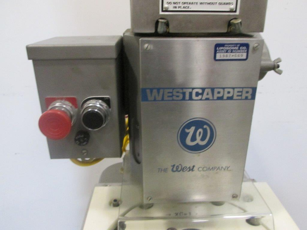 West Capper PW-200-T Crimp Capper