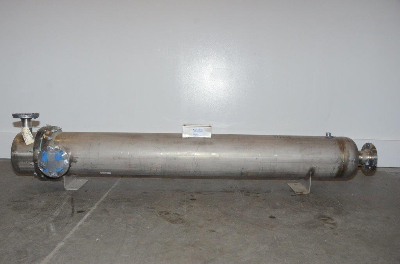 Hohl Industrial Stainless Heat Exchanger