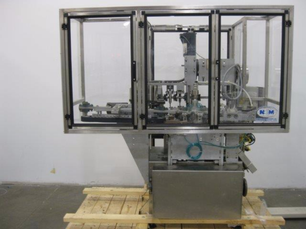 New England Machinery Spray Tester
